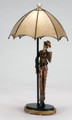 Umbrella Man Table Lamp