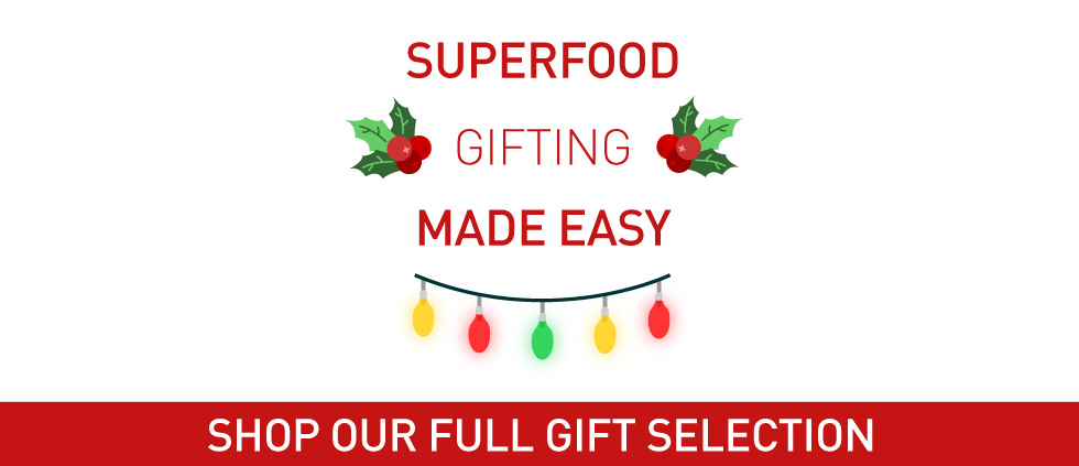 Shop our full list of superfood gift ideas
