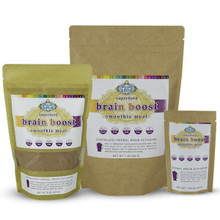 Herbal Brain Boost, Raw, Vegan, Plant-Based