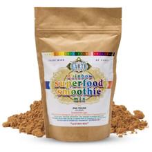 Rainbow Superfood Smoothie 1lb (16oz), Raw, Vegan, Non-GMO