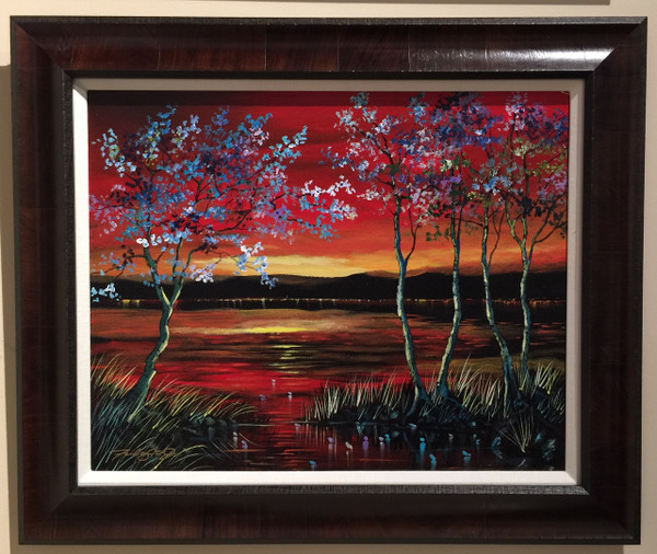 Original painting by Ford Smith