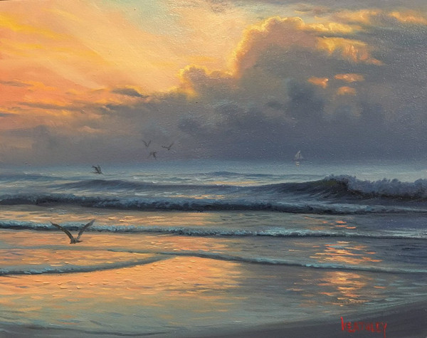 Mark Keathley original painting