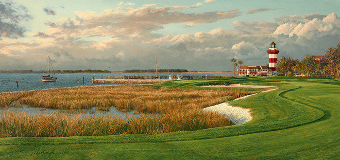 The 18th Hole, Harbour Town Golf