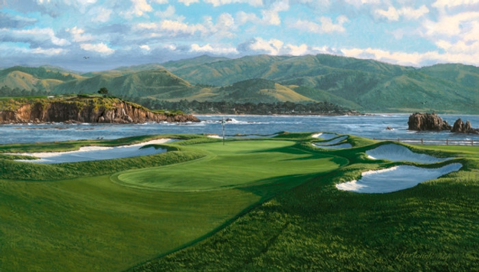 17th Hole, Pebble Beach