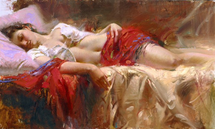 Restful by Pino Daeni