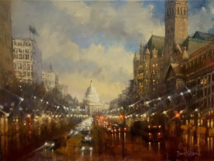 Capitol Evening