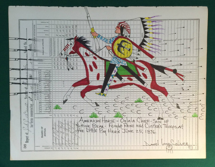 American Horse Oglala Chief