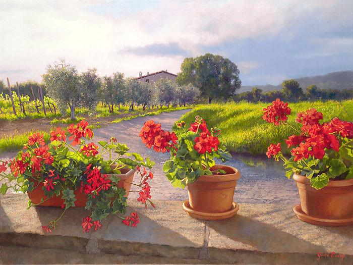 Gerani by June Carey