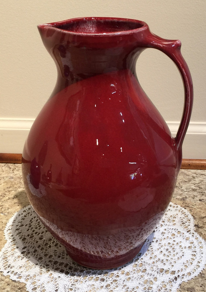 Cabernet Pitcher