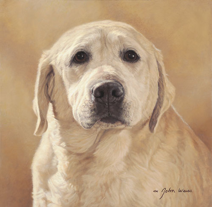 MAGGIE: PORTRAIT OF A FRIEND, John Weiss LIMITED EDITION PRINT