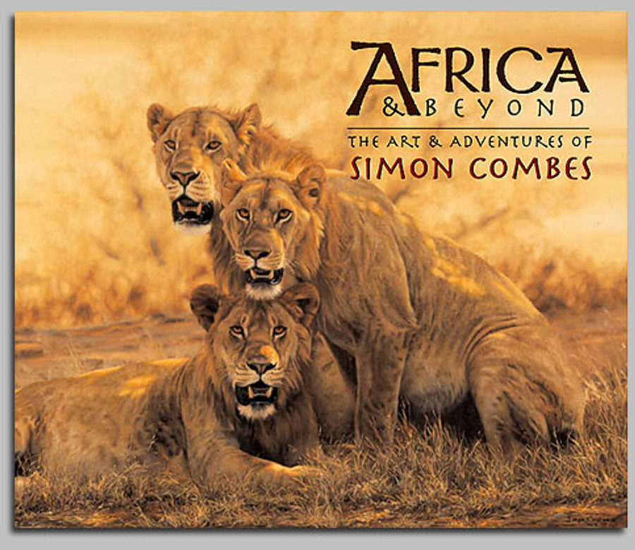 AFRICA AND BEYOND, by Simon Combes TRADEBOOK