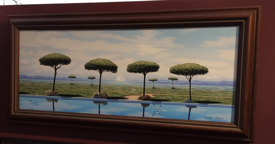 Tree Line framed - new image coming soon