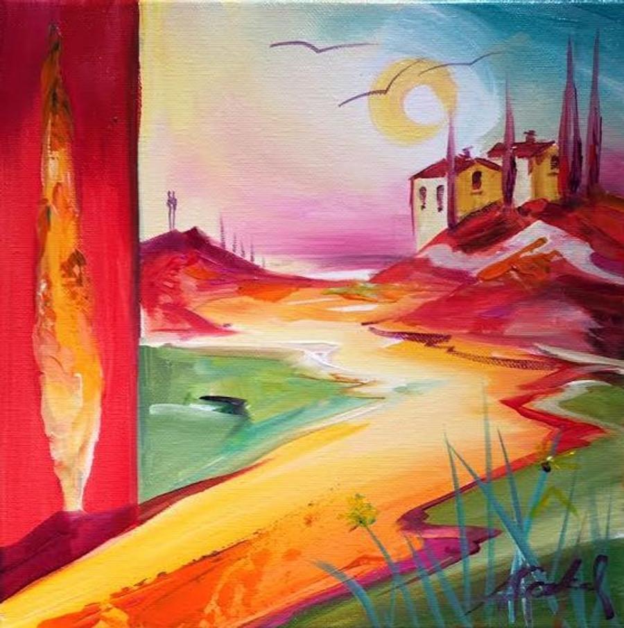 Tuscan painting