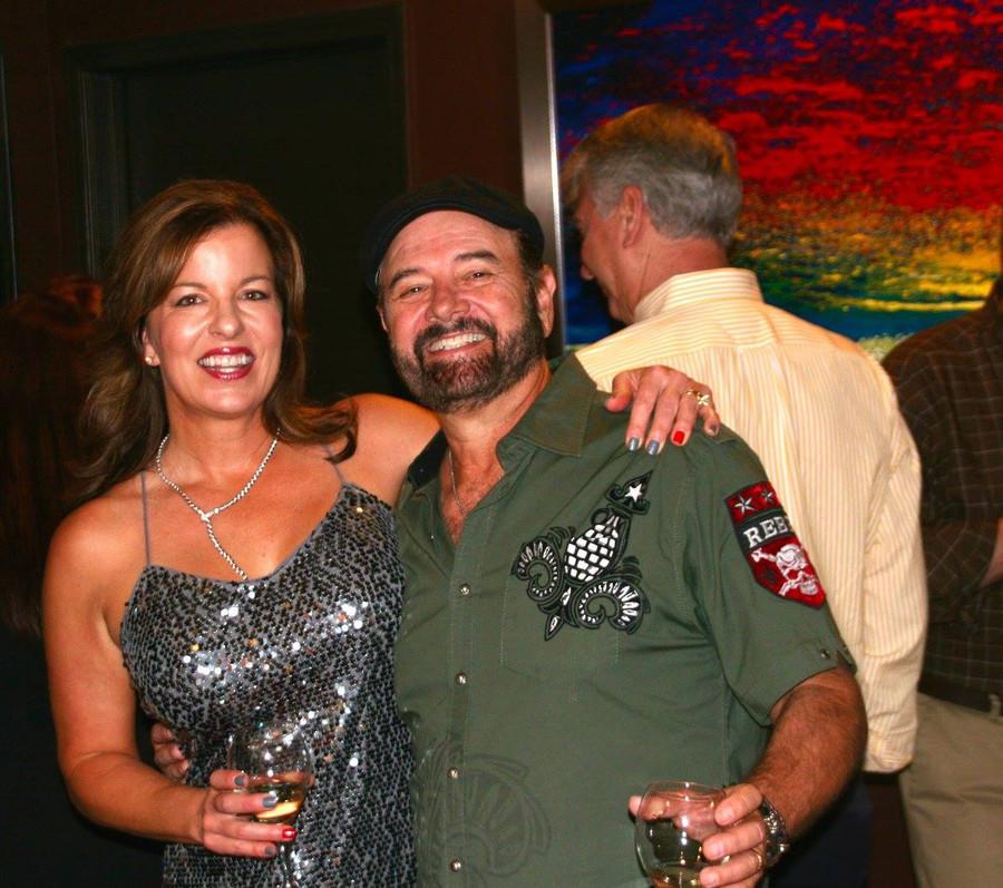 Ford Smith with Cristi Smith