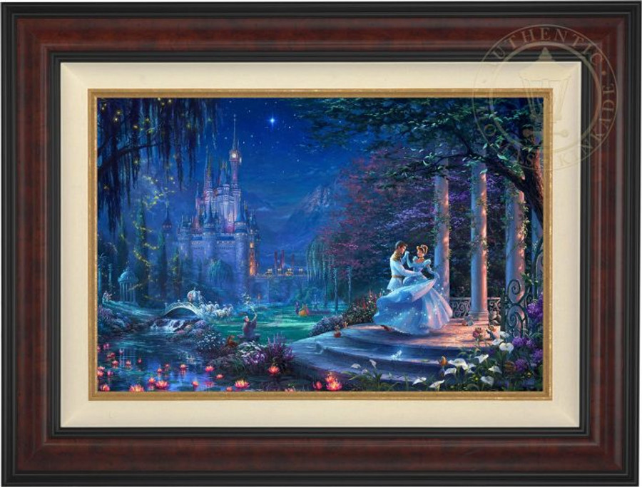 Cinderella Dancing in the Starlight by Thomas Kinkade Studios