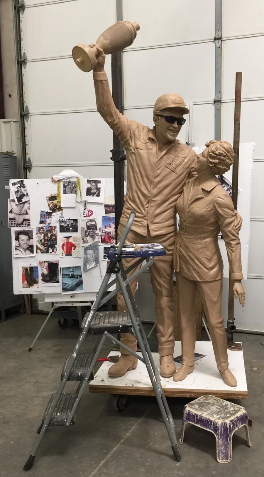 Work on Progress - Richard Petty Tribute