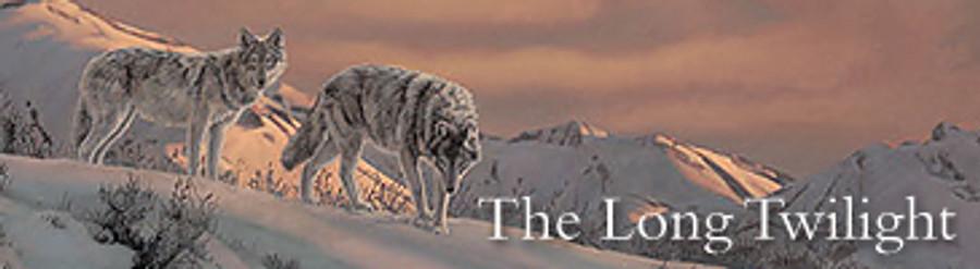 The Long Twilight - Wolves banner