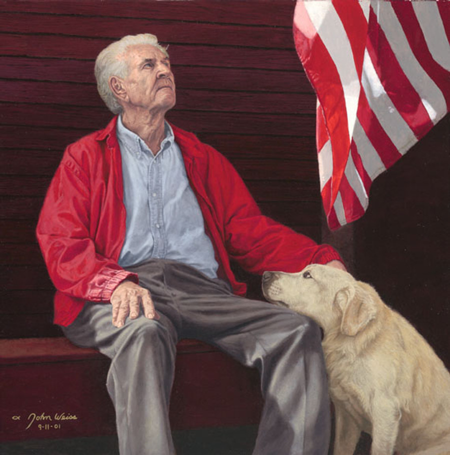THE GREATEST GENERATION, John Weiss L.E.CANVAS