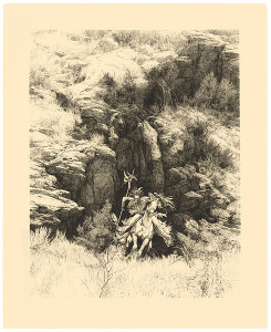Powers of One, by Bev Doolittle ORIGINAL LITHOGRAPH