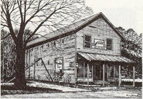 Melvin Brothers Store, Rural Service Station, Jerry Miller