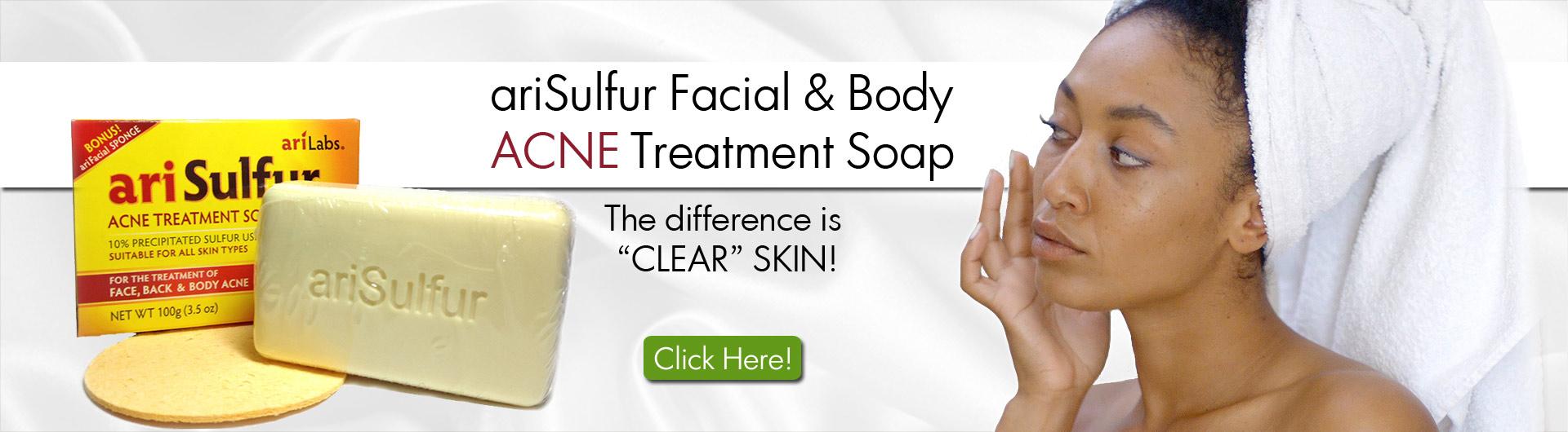 arisulfur soap