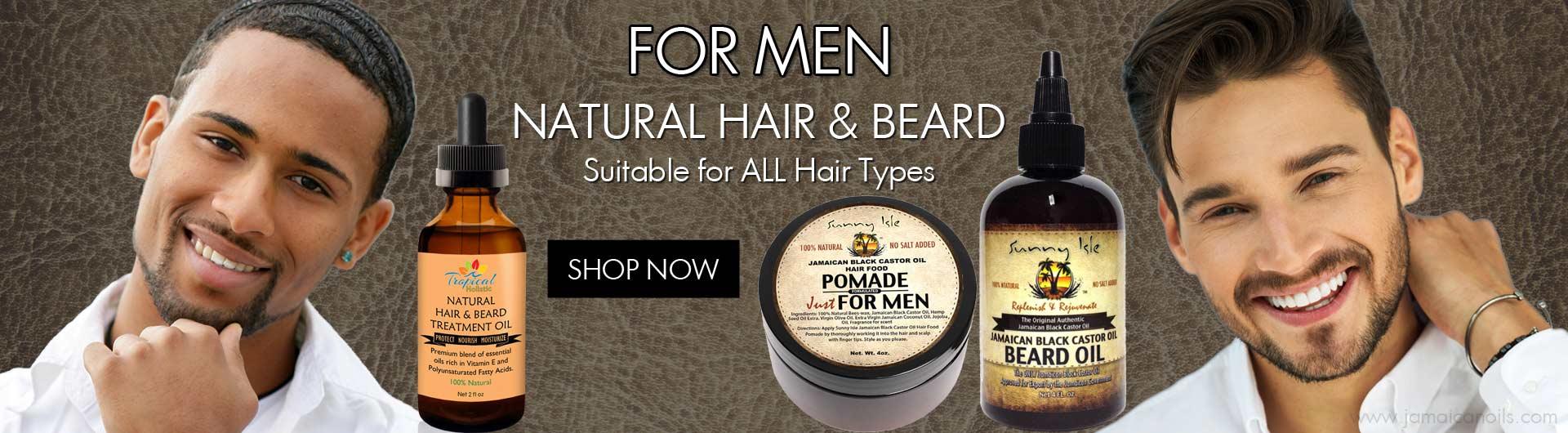For Men at JamaicanOils