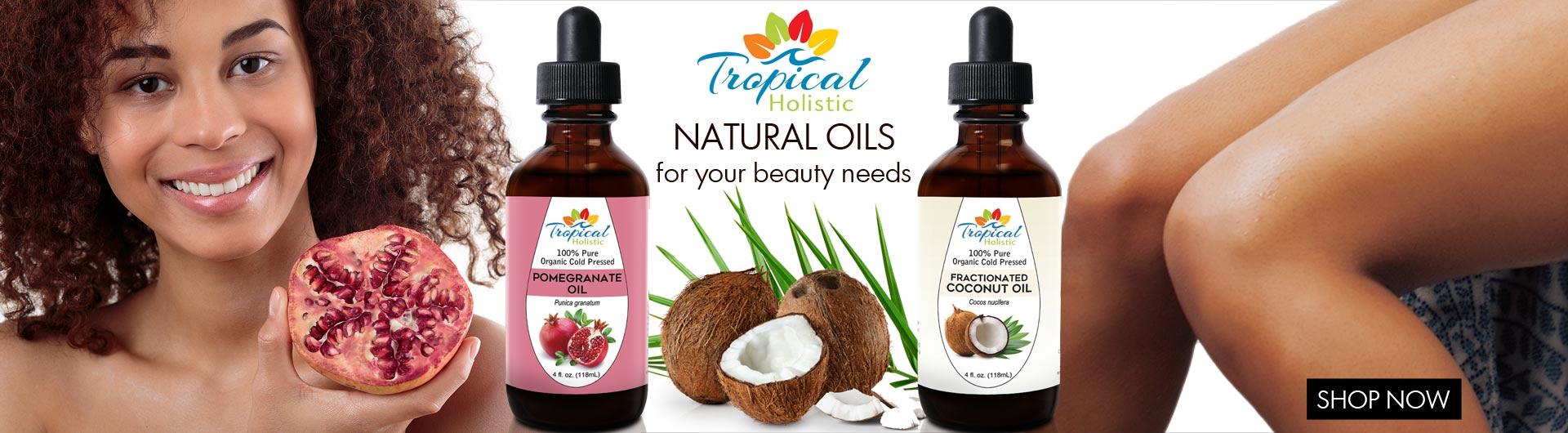 Tropical Holistic Natural Oils