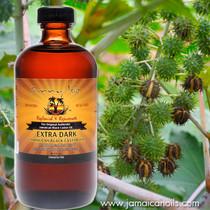 Sunny Isle Extra Dark Jamaican Black Castor Oil 8oz.