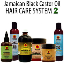Tropic Isle Living Jamaican Black Castor Oil Hair Care System 2