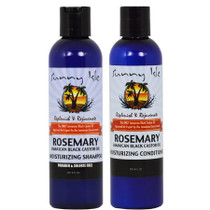 Sunny Isle Rosemary Jamaican Black Castor Oil Shampoo and Conditioner Combo
