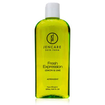 Jencare Fresh Expression Lemon & Lime Astringent 8oz