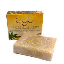 Eyl Jamaican Castor Oil and Honey Soap 4oz