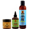 Tropic Isle Living Jamaican Black Castor Oil Hair Care System for Dread Locks