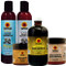 Tropic Isle Living Jamaican Black Castor Oil Hair Care System for Natural Hair