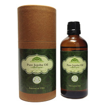 Golden Jojoba Oil - Certified Organic - 4oz