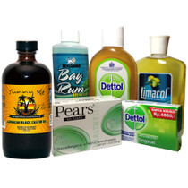 Jamaican Traditional Personal Care Combo 2