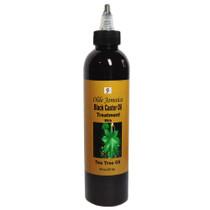 Olde Jamaica Black Castor Oil Treatment with Tea Tree Oil 8oz
