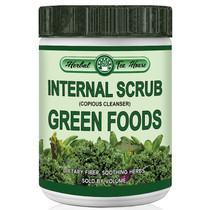Internal Scrub Green Foods by The Herbal Tea House