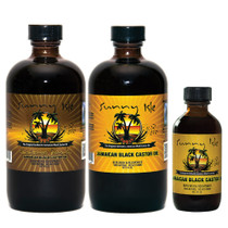 Sunny Isle Extra Dark and Jamaican Black Castor Oil 8oz with JBCO 2oz