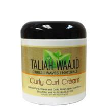 Taliah Waajid Curly Curl Cream 6oz