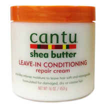 Cantu Shea Butter Leave-In Conditioning Repair Cream 16oz