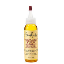 Shea Moisture Jamaican Black Castor Oil Strengthen Grow & Restore Hair Serum 2oz
