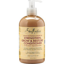 Shea Moisture Jamaican Black Castor Oil Strengthen Grow & Restore Conditioner 13oz