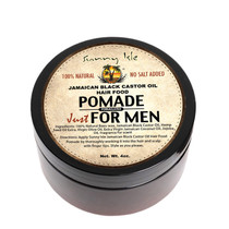 Sunny Isle Jamaican Black Castor Oil Hair Food Pomade Just for Men 4Oz