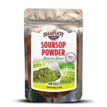 Shavuot Jamaican Soursop Powder 1.4oz