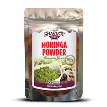 Shavuot Jamaican Moringa Powder 1.4oz (SF-MORINGAPOWDER1.4OZ)