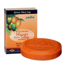 Madina Mango Butter Soap with Vitamin E 3.5oz