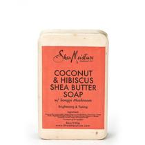 Shea Moisture Coconut & Hibiscus Shea Butter Soap 8oz