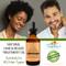 Tropical Holistic Natural Hair and Beard Treatment Oil 2oz banner