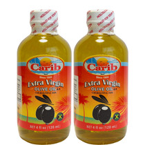 Carib Extra Virgin Olive Oil 4oz (Pack of 2)
